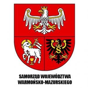 logo Samorządu Województwa Warmińsko-Mazurskiego